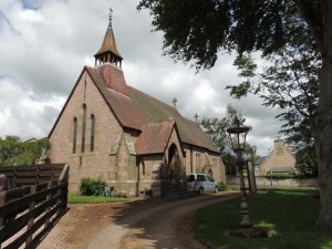 Picture of St Drostan's Church