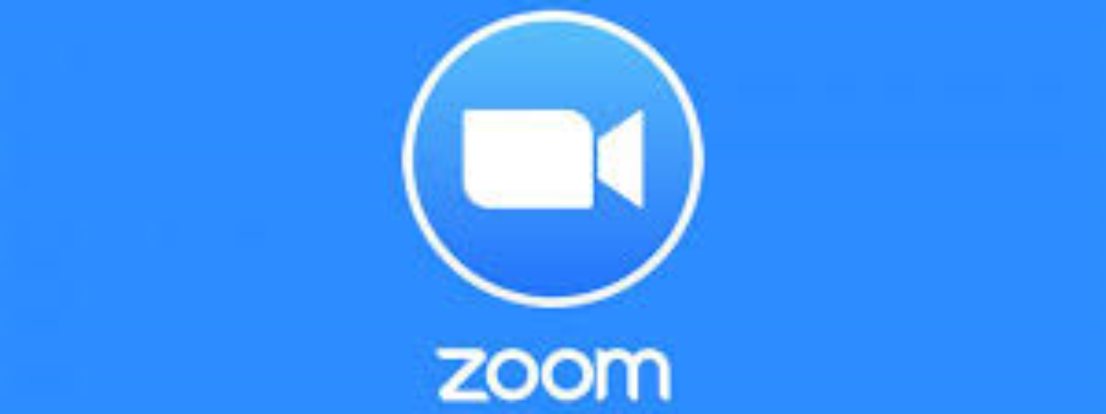 Zoom church service